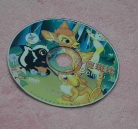 正版DVD  小鹿斑比