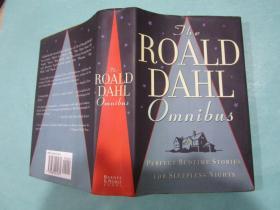 The Roald Dahl Omnibus: Perfect Bedtime Stories for Sleepless Nights Hardcover/英文原版书/精装