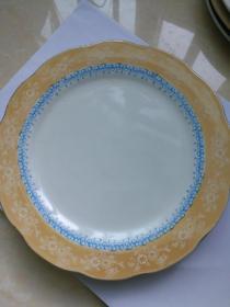景德镇出口型瓷盘