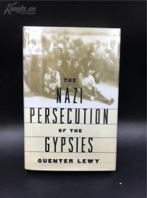 ★英文精品文史书★The Nazi Persecution of the Gypsies 纳粹对吉普赛人的迫害 精装护封 牛津大学出版