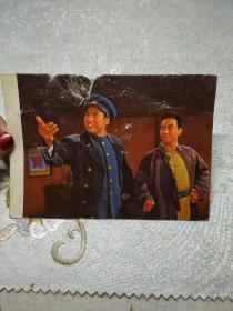 样板戏李玉和明信片