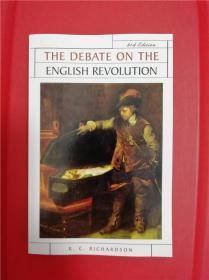 The debate on the English Revolution (英国革命之辩论)