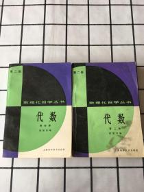数理化自学丛书(代数 第二、四册)两册合售 第二版