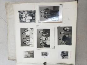 吴继春(1915-2001 抗战老人 家里照片100多张 照片  有开国将军  有47年 老红军照片  看详图 品相 保存完美 照片大小不一