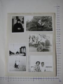 照片  黑白老旧照片   61 【 照片上的合售】