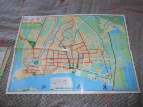 汕头市交通图