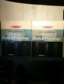 Guyton and Hall Textbook of Medical Physiology  1.2两本 英文