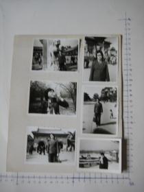 照片  黑白老旧照片   63 【 照片上的合售】