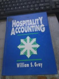 Hospitality Accounting 16开精装