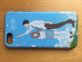 iPhone 6 手機殼 橡膠材質  (聲之形)