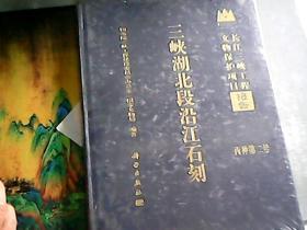 长江三峡工程文物保护项目报告丙种第二号: 三峡湖北段沿江石刻   精装全新