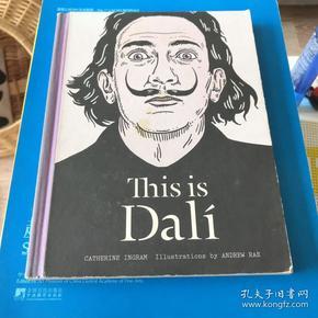 This Is Dali 英文原版