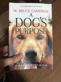 一条狗的使命 英文原版 电影版:W 布鲁斯 卡梅伦 美国年度好读小说奖