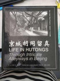 京城胡同留真:Through Intricate Alleyways in Beijing