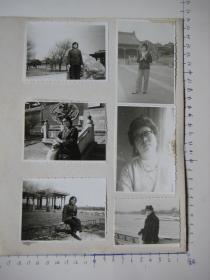 照片  黑白老旧照片    71【 照片上的合售】