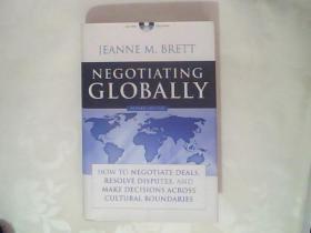 NEGOTIATING  GLOBALLY【外文原版】