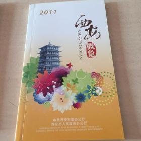 西安概览2010