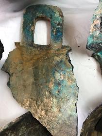 铜残器(工艺品)(需修复)