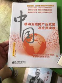 中国移动互联网产业发展及应用实践(全彩)