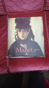 Manet:Portraying Life马奈生活绘画全集(精装 品如图!)