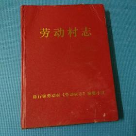 劳动村志(2012年徐行镇劳动村志)