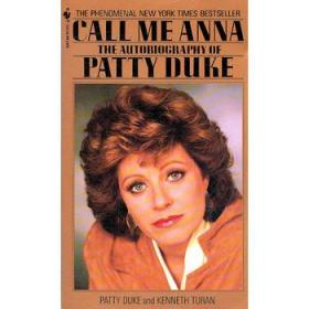 CALL ME ANNA《叫我安娜》帕蒂·杜克 自七岁起就开始作职业性演出,在五十年代末她在影片《女神》和《闺房记趣》等中出演童角,随后在出演的影片中获得奥斯卡最佳女配角金像奖、新人金球奖、等荣誉