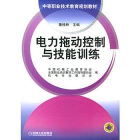 电力拖动控制与技能训练 正版 董桂桥 9787111163138