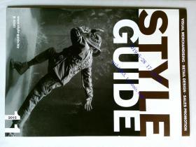 STYLE GUIDE 2015/11 外文原版商店空间设计杂志