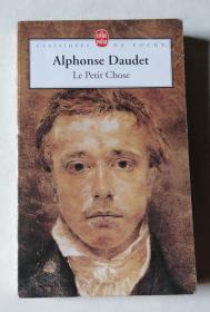 Alphonse Daudet  Le Petit Chose