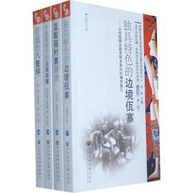 当代中国边疆·民族地区典型百村调查:云南(全四册)