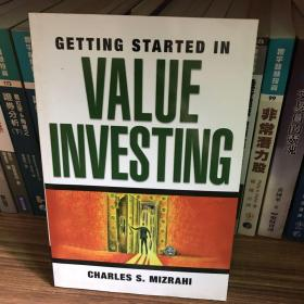 价值型投资入门 Getting Started in Value Investing