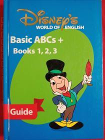 Disneys World of English(Basic ABCs+Books 1,2,3