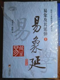 易象延:易象及其延伸【塑封全5册】(请见描述)