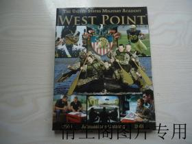 THE  UNITED  STATES  MILITARY  ACADEMY  WEST  POINT:2008~2009  ADMISSIONS  CATALOG