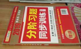 2019李永乐 王式安考研数学系列 分阶习题同步训练(数学三)