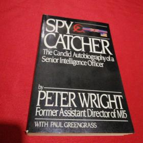peter wright spycatcher(平装32开外文)