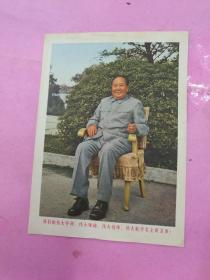 我们的伟大导师 伟大领袖 伟大统帅 伟大舵手毛主席万岁【文革图片】