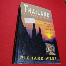THAILAND:THE LAST DOMINO(精装16开外文)
