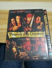 加勒比海盗   DVD