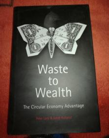 原版 /Waste to Wealth: The Circular Economy Advantage Lac(签名本)