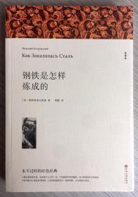 《钢铁是怎样炼成的》红色经典中文版