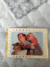 1986年日历卡片