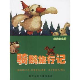 骑鹅旅行记 (瑞典)拉格洛夫  原著,奇异堡童书 绘 浙江少年儿