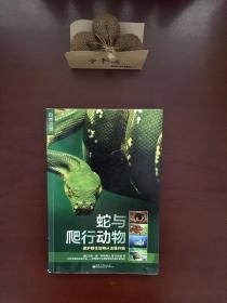 自然之灵 蛇与爬行动物(全彩)