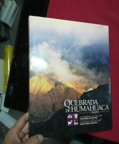 Quebrada de humahuaca--外文原版摄影画册