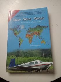 Upon Sliver Wings(扉页有字迹,疑似作者签名)