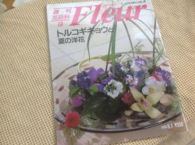 买满就送 周刊花百科 13  夏の洋花
