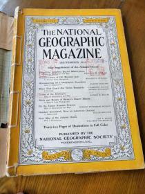 地理杂志  1941年3