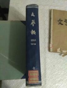 文艺报1955年13-24