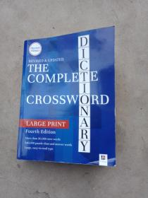 THE COMPLETE CROSSWORD DICTIONARY(完整的纵横字谜词典)